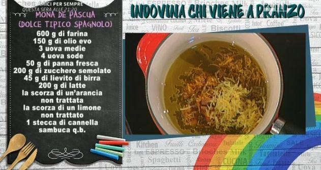 La Mona di Pasqua, la ricetta del dolce spagnolo da La prova del cuoco | Ultime Notizie Flash