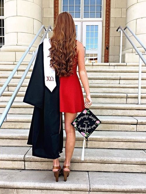 University Graduation Dress Ideas 2018 55