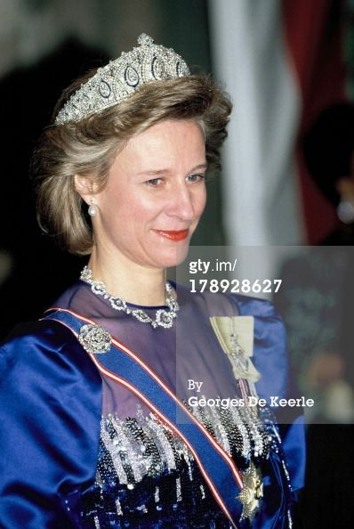 Princess Marie Louise 'Indian' tiara was passed down to her God-son, Prince Richard of Gloucester, who became Duke of Gloucester after the death of his elder brother. The Duchess of Gloucester now wears the Marie Louise tiara.