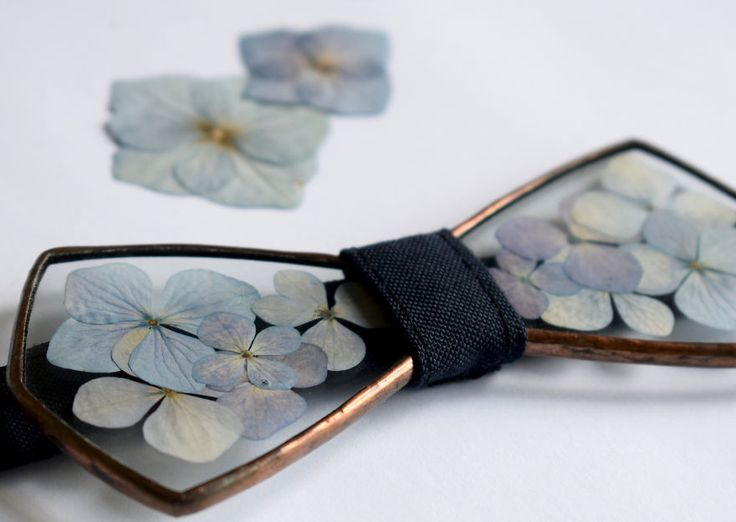Nature - Inspired Bowties Will Make You Look Really Special