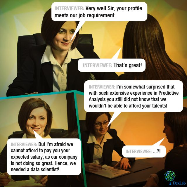Life of a #DataScientist: the other side of the #jobinterview