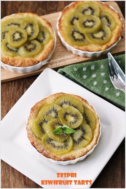 Kiwifruit Tart