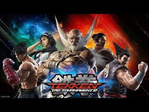 You know you want to watch this 👉 Brannew Battles: Tekken Tag Tournament 2 https://youtube.com/watch?v=DwOzLefo8R4