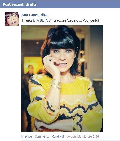 Ana Laura Ribas Bracciale Calgaro