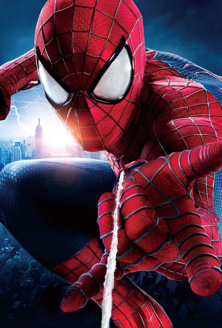 The Amazing Spider-Man 2 [Hi-Res Textless Poster] by Phet Van Burton