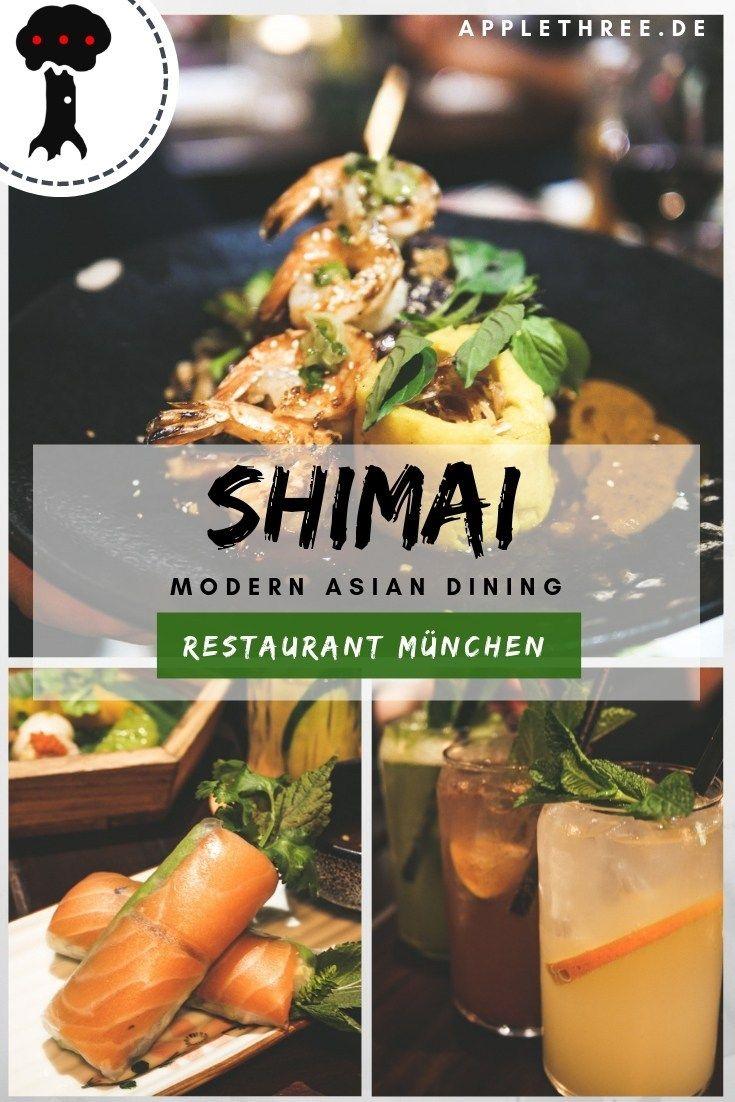 Shimai München - Moderne asiatische Küche | Restaurant Munich ...