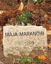 Maja Maranow – Wikipedia