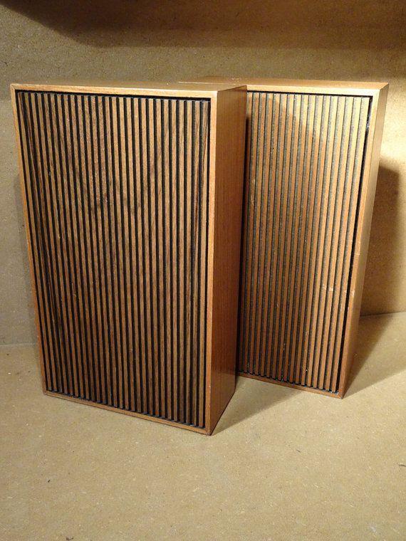 2 vintage Blaupunkt LAB-104 speakers van ADFABRUMSTORE op ...  2 vintage Blaup...