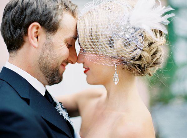 Gioielli da sposa per ogni acconciatura
