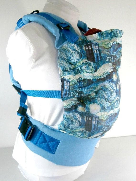 Hey, I found this really awesome Etsy listing at https://www.etsy.com/listing/211827433/doctor-who-full-buckle-baby-carrier