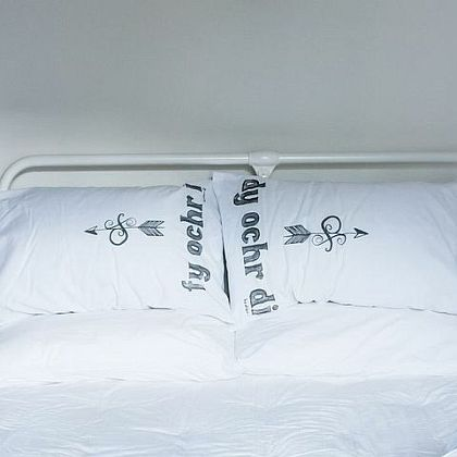 My Side/Your Side Pillowcases