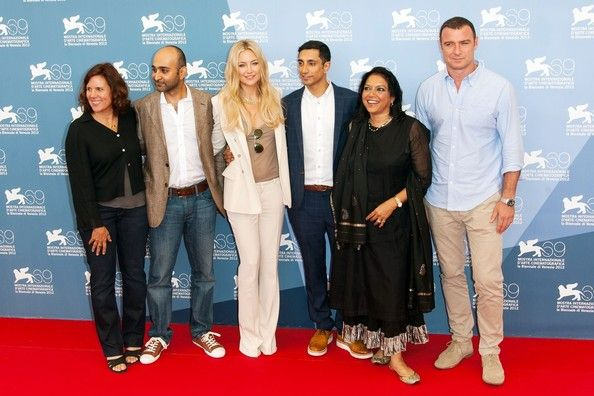Kate Hudson and Riz Ahmed Photos Photos - Kate Hudson, Riz Ahmed, Mira Nair, and Liev Schreiber attend 'The Reluctant Fundamentalist' photo call during the 69th Venice International Film Festival held at Palazzo del Casino in Venice, Italy. - Kate Hudson, Riz Ahmed, Mira Nair, and Liev Schreiber attend 'The Reluctant Fundamentalist' photo call at the 69th Venice Film Festival