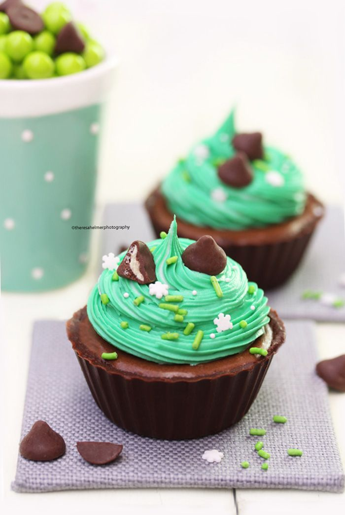 Chocolate Mousse in Edible Chocolate Cups by theresahelmer on DeviantArt