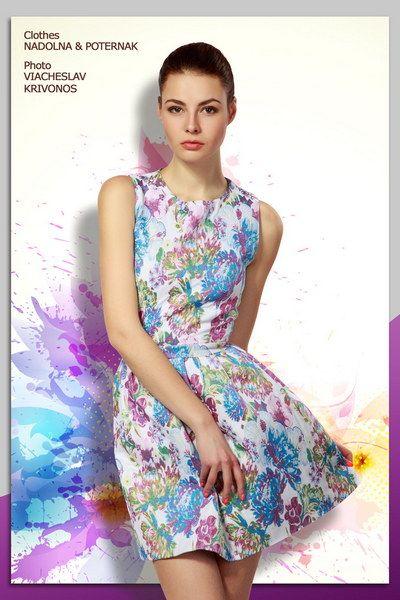 Рекламная фотосъемка одежды в стиле Fashion   Предметная съемка