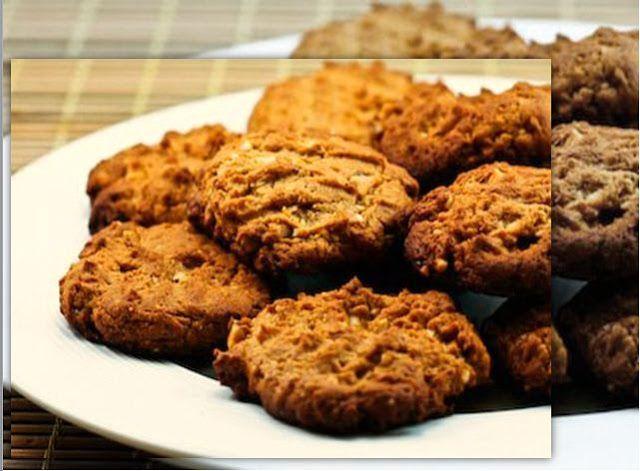 3 Langkah Membuat Almond Chip Cookies Super Duper Enak Yuk Coba Bunda..!