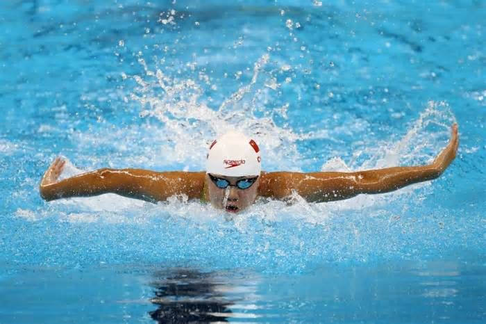Chen banned for two years by FINA for doping at Rio 2016 Olympic Games #banned #years #doping #olympic #games