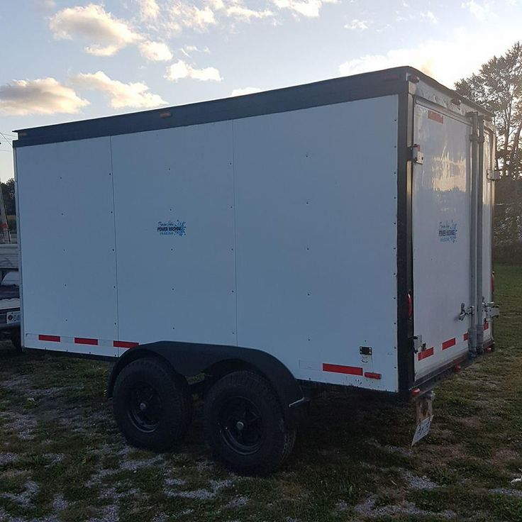Enclosed Trailer Custom Built FOR SALE