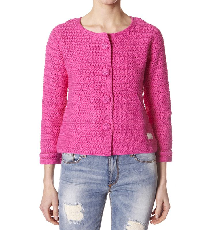 Dear prudence jacket från Odd Molly pink