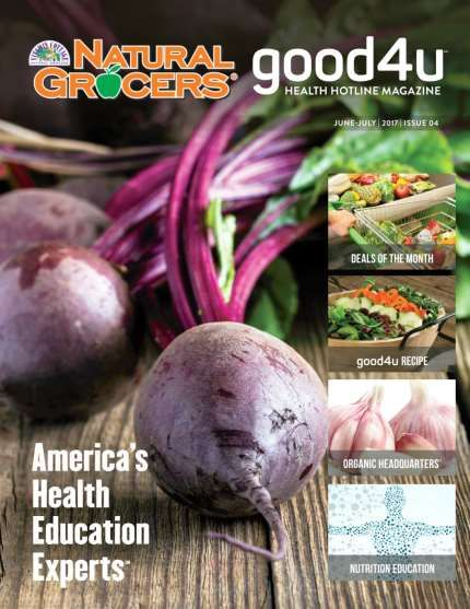Science-backed educational articles from some of the top voices in health and nutrition  Exceptional product deals making prices even lower than Natural Grocers' Always Affordable prices
