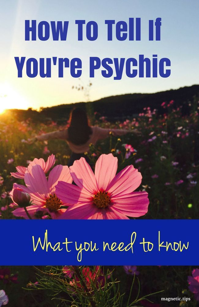 Am I Psychic? Find Out If You Have Psychic Abilities
