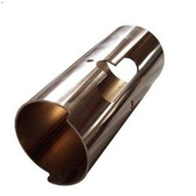 Custom Metal Tube Part Product Fabrication Sales Sheet Metal Laser Cutting Tube Service Alibaba Custom Metal Sheet Metal Laser Cutting