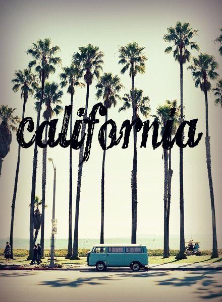 california, here we come