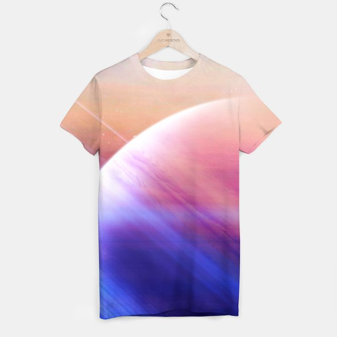 Return to the secrets of the galaxy  T-shirt