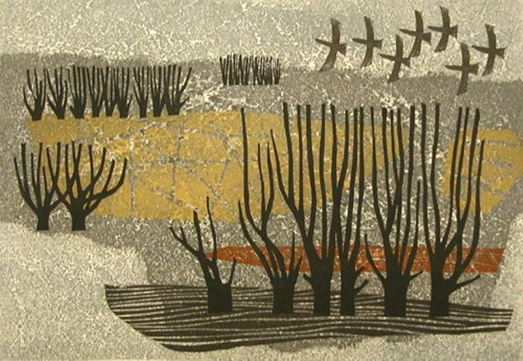 Soetsu Hanga woodcut print Artist: Fujita, Fumio (Japanese, born 1933) and Shira possibly Touranami