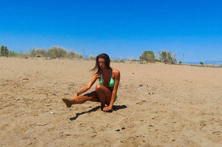 Bygg starkare ben och en putigare rumpa med fitnessmodellen Josefine Forsbergs benpass. Hon visar 6 övningar som garanterat kommer få det att brännas i musklerna!