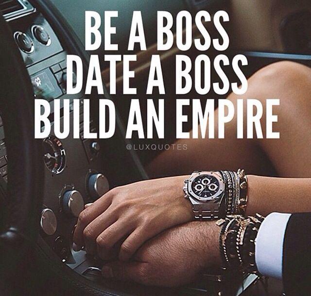 Dating my boss