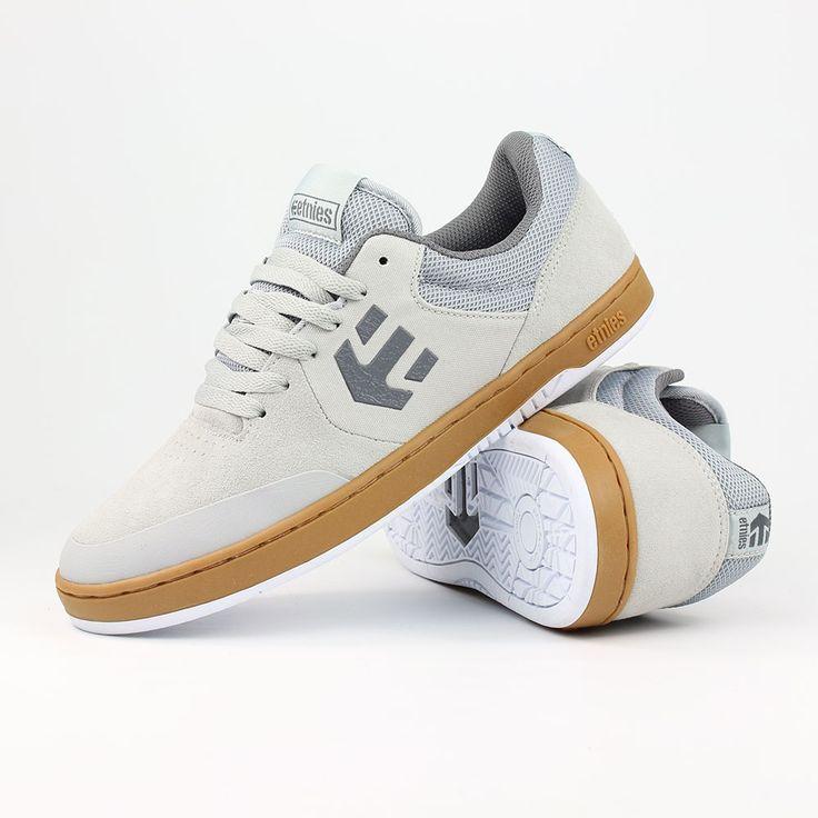 Etnies Shoes Marana – Light Grey Gum