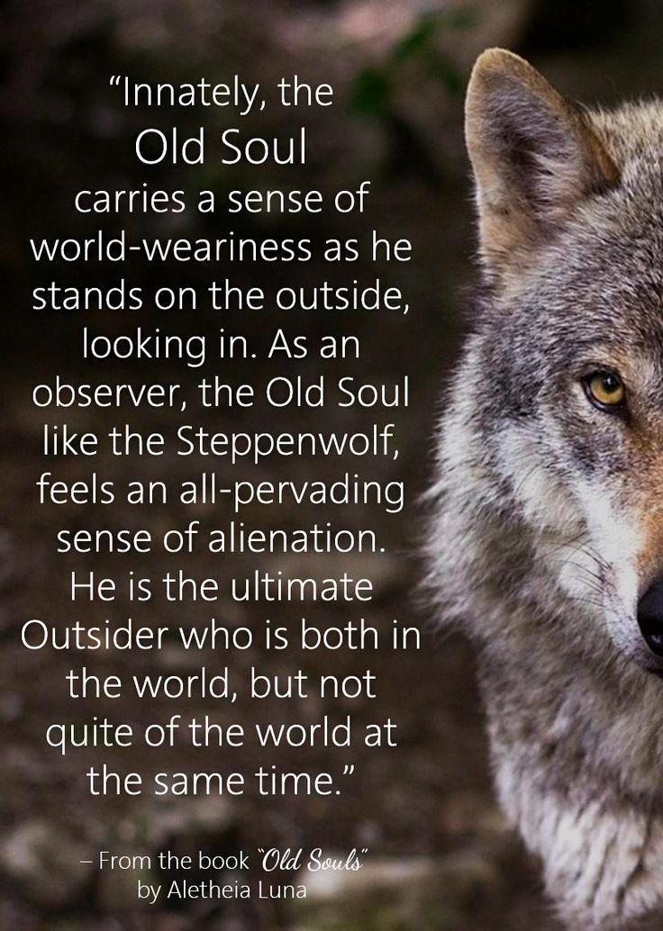 "To every Old Soul out there.– from the book ""Old Souls"" found here: http://www.amazon.com/Old-Souls-Sages-Mystics-World-ebook/dp/B00G0L8UUU/"