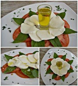 Il Giardino's Caprese Salad!