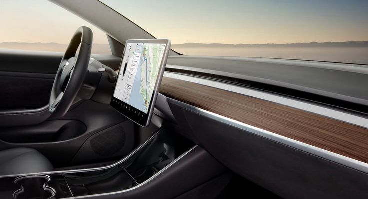 New Tesla Model 3 Will Use A Smartphone As A Key