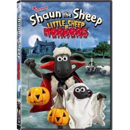 Shaun The Sheep: Little Sheep Of Horrors (DVD + Digital Copy)