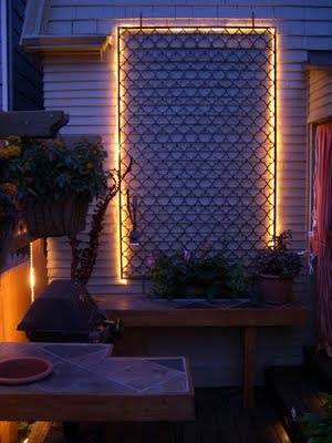 Cheap Outdoor Strip Lighting Garden Led Decoration With Led Strip Lights  For Home Exterior