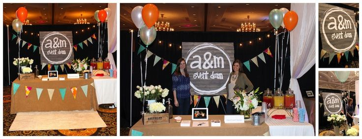 wedding planner bridal show booth ideas - Google Search