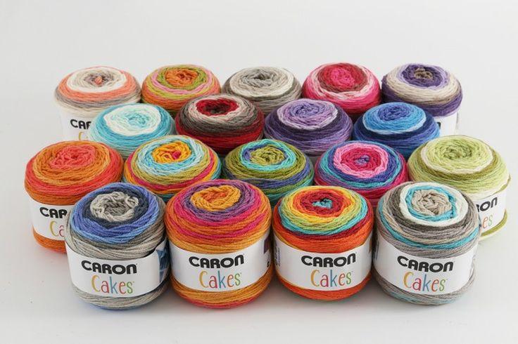 Caron cakes all colours caron cakes yarn knitting