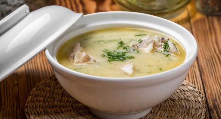 Harlan Kilstein's Completely Keto Creamy Turkey Soup - Completely Keto