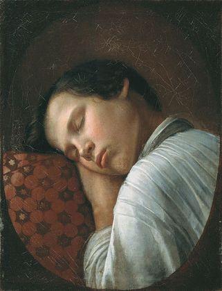 Falling asleep during prayer