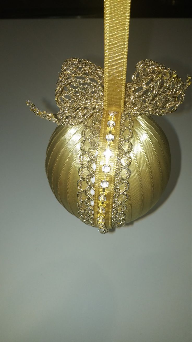Christmas balls by AnitaMadeWithLove on Etsy