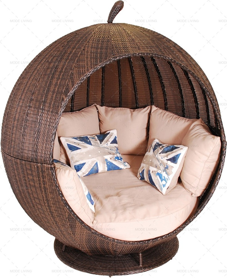 Garden Furniture Apple Pod 9 best rattan garden daybeds images on pinterest | daybeds, rattan