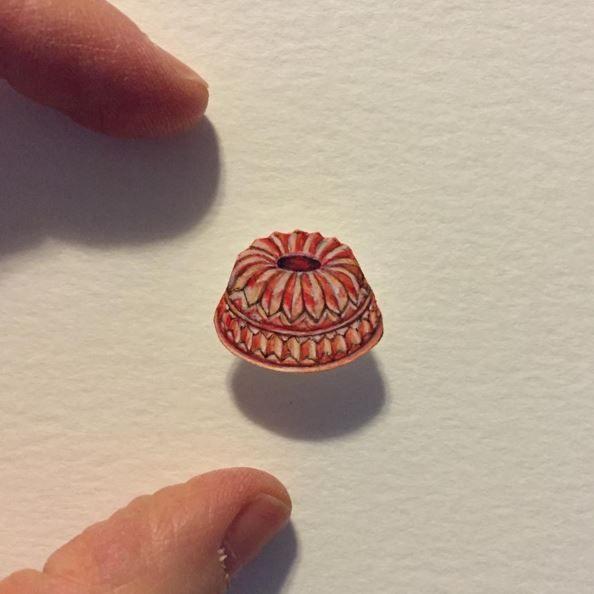 Cette artiste créée des dessins minuscules mais d'une précision vraiment impressionnante !