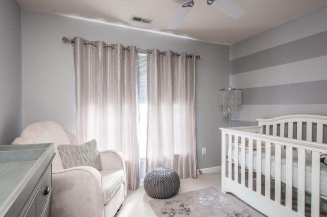 Babyzimmer gestalten – 70 Ideen für geschlechtsneutrale Mottos