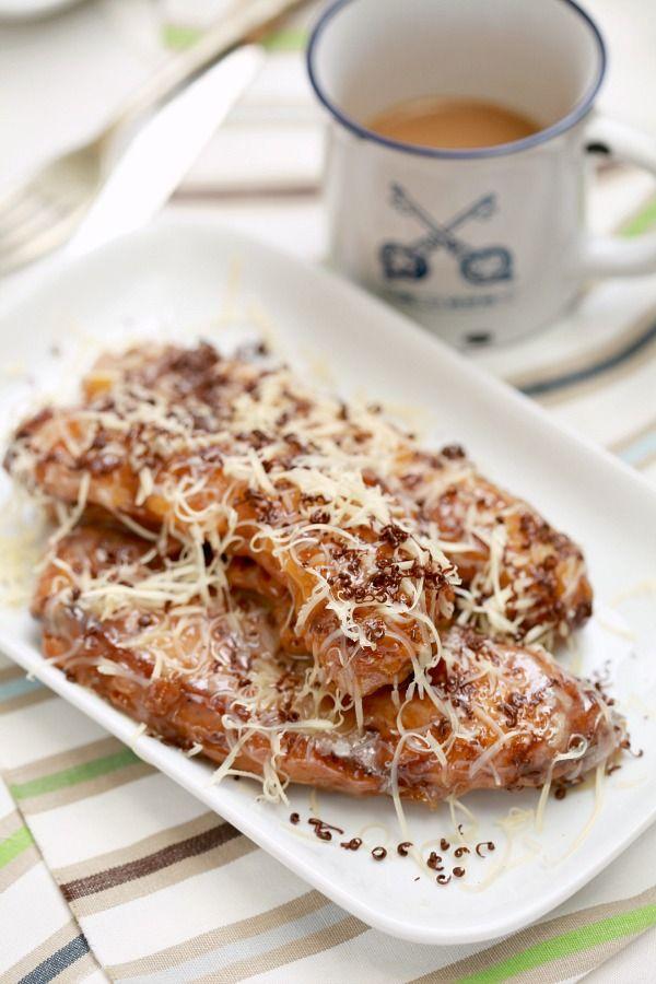 masam manis: Pisang Goreng Cheese