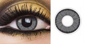 Vivid Grey Contact Lenses