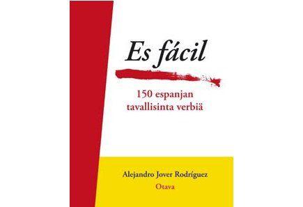 Taskukokoinen Es fácil on kätevä apu espanjan verbimuotojen oppimisessa. Kirja sisältää 150 tavallisinta espanjan kielen verbiä taivutettuina yleisimmissä aikamuodoissa.<br /><br />Kirjassa on espanjan keskeisimmät säännölliset ja epäsäännölliset verbit suomennoksineen ja se sisältää 450 hakuverbiä suomeksi.<br /><br />Kirja soveltuu kaikille espanjan kielen opiskelijoille heti opintojen alusta lähtien.