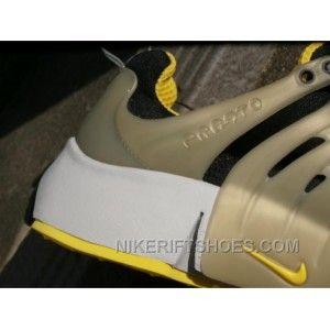 Nike Air Presto QS Brutal Honey 789870-001 Black Yellow Christmas Deals  Wjw8r b20aaf658