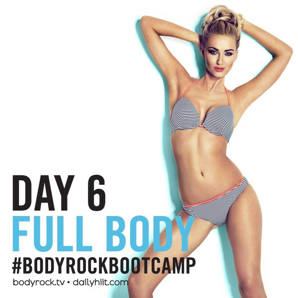Click to hiit day 6!