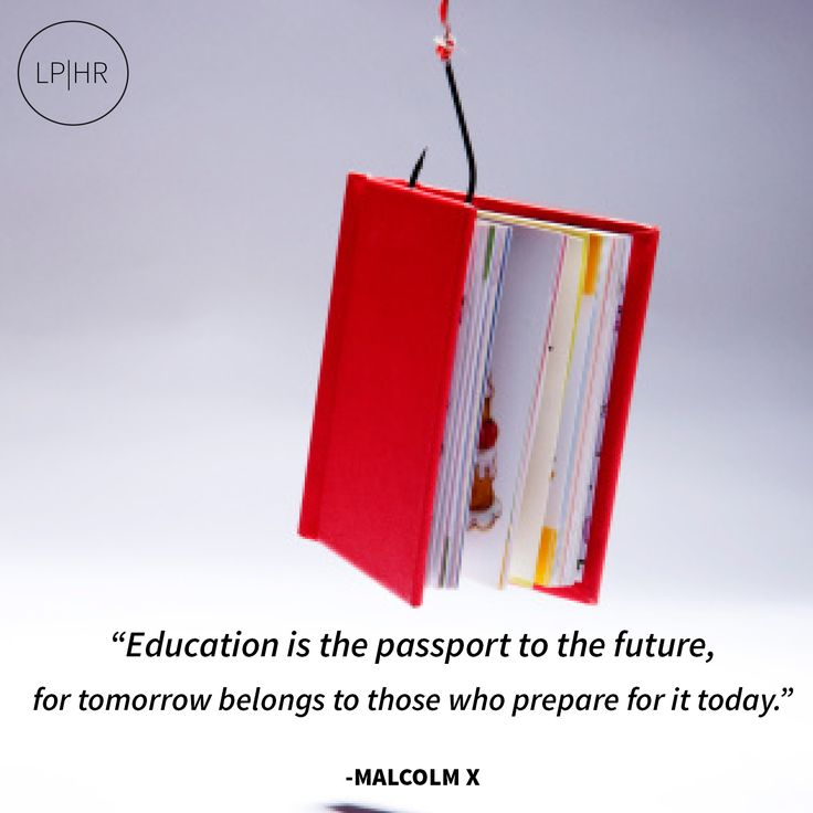#Education is the passport to the future, for tomorrow belongs to those who #prepare for it today. // @MalcolmX #quote